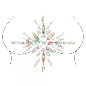 Soleil Body Jewels Sticker BODY002