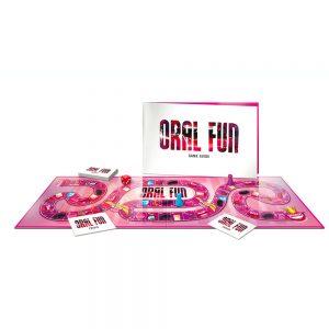 Oral Fun Board Game