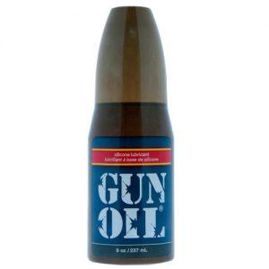 Gun Oil Silicone 8oz Lubricant