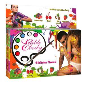 Edible Body Paints