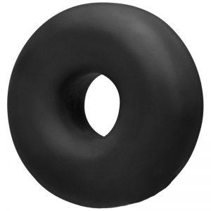 OxBalls Big Ox Super Mega Stretch Silicone Cock Ring Black
