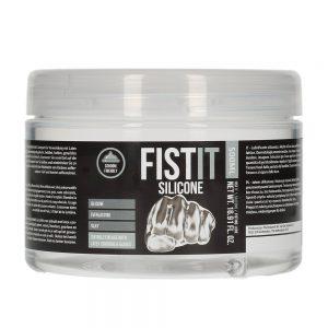 Fist It Silicone 500ml Lubricant