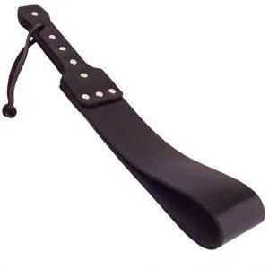 Rouge Garments Folded Paddle Black