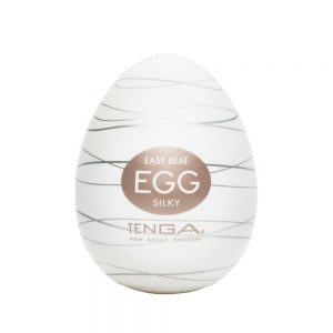 Tenga Silky Egg Masturbator